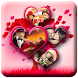 love photo collage by Photo Fire Apps