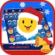 Emoji Xmas Party Theme&Emoji Keyboard by Fun Emoji Theme Creator