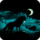 Wolf Moon Wallpaper by FunGames10
