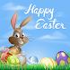 Happy Easter 2017 Free Images by Abujayyab