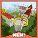 Crush Royale Minecraft map by Bopin