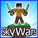 Sky Wars maps for Minecraft PE by BoyCrafter