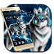 Vivid Wolf Launcher by Cool Wallpaper