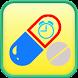 Pill & Meds Reminder-Med Alert by GO Apps Studio