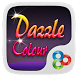 (FREE) Dazzle Color GO Theme by Freedom Design