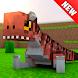 Dinosaur mods for Minecraft pe