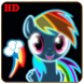 My Little Pony Rainbow Dash Wallpaper by NentinApp