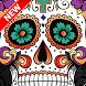 Sugar Skull Wallpaper by GoaliSoft