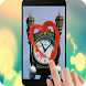 Gesture Lock Screen ( clock version ) by KDK APPS