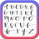 Uppercase Calligraphy Tutorials by Kulihan