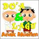Koleksi Doa Lagu Anak ISLAMI Lengkap by apatech dev