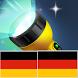 German Flag FlashLight by alphadroid