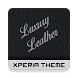 Leather & Luxury Theme