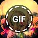 Happy Holi GIF 2018 (Color holi) by Think Apps Studio