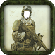 Military Soldier Suit Photo Frames by Picapps