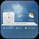 Analog Clock Widget & Weather by Weather Widget Theme Dev Team