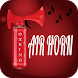 Stadium Air Horn by Oxking