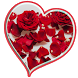 Rosas bellas y poemas hermosos by Fernando Calero