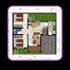 Gambar Denah Desain Rumah by Generator Studio