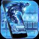 Fantasy Dragon Keyboard by Ajit Tikone