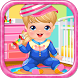 Baby care games for girls by Purple Studio