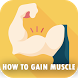 How To Gain Muscle by DROPSOFT