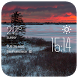 Moose Jaw weather widget/clock by Widget Studio