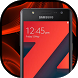 Launcher Theme for Samsung Galaxy Z4 Wallpapers by Tricky Stuff
