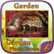 Garden Photo Frame by Amazing Night Riders