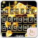Gold Love Rose Keyboard Theme by Sexy Apple