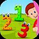 Kids Math Game by appsforkids