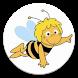 L'ape Maia by Sampozzo