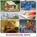 Unique Pallet Project Design by elgendroid