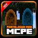 Portal Gun for Minecraft by Better Mods