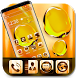 Gold Crystal Edge Effect Theme by Ahl ar-ray solutions pvt ltd