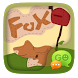 (FREE)GO SMS FOX THEME by ZT.art