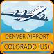 FLIGHTS TRACKER - Denver International Airport USA