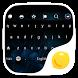 B Moon-Lemon Keyboard by PDK Theme Dev