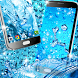 Water drops live wallpaper by HD Wallpaper themes