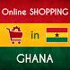 Online Shopping in Ghana by xyzApps