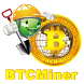 BTC Miner Robot - Free Mobile Bitcoin Miner by OneTeam Game Studio