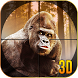 Wild Gorilla Animal Hunting 3D by Isolation Games Studio