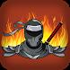 Ninja in the Fire