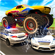 Monster Car Police Chase - Crime City Driving by Racing Games Android