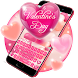 Happy Valentine's Day Keyboard by Keyboard Theme Factory