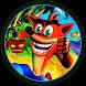 Bandicoot Crash Adventure 2017 by App-Game