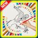 Coloring Game of Superheroes - Spiderman by Generus Creative