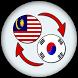Malay Korean Translate by xw infotec