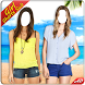 Teenage Girl Shorts Suit by Apps Drive