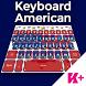 Keyboard American by BestKeyboardThemes